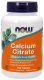 Now Calcium Citrate 300mg -100 таблетки