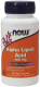Now Alpha Lipoic Acid 100mg 60капсули