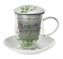 Camomile - glass mug 350ml