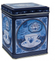 Blue and White Romance - caddy 100 g