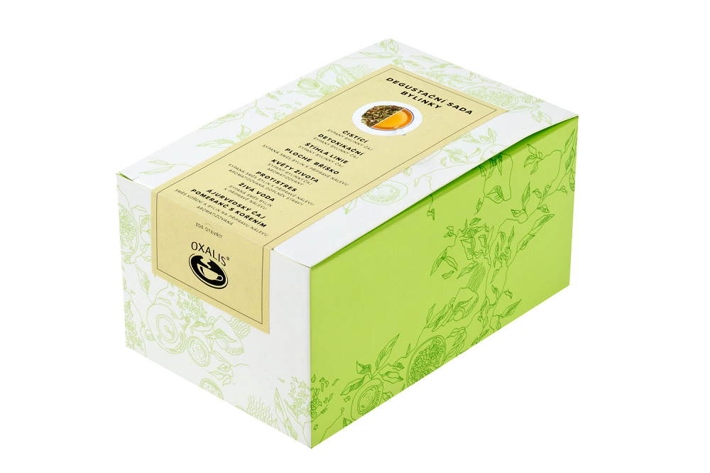 Tea Tasting Pack - Herbs